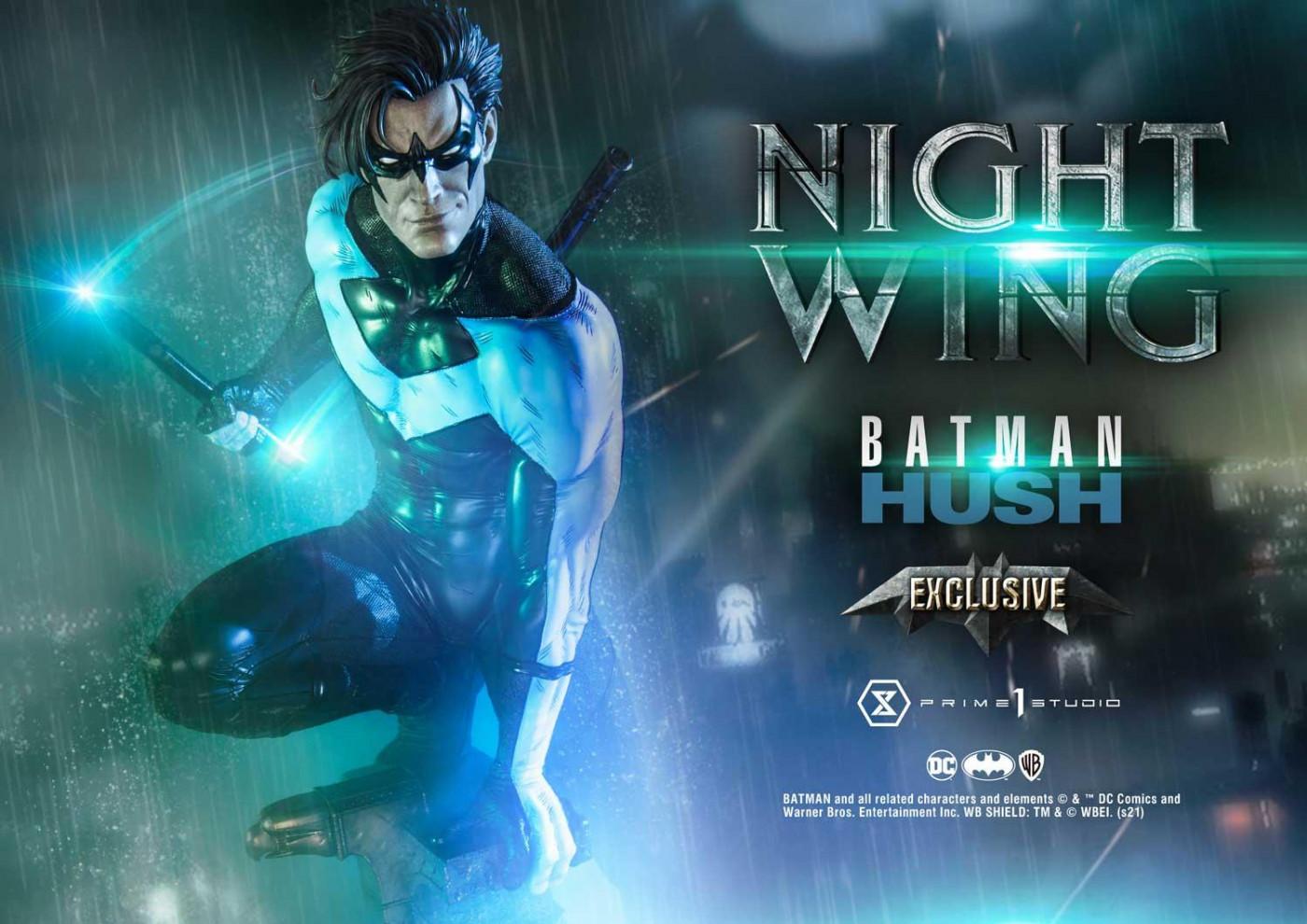 ミュージアムマスターライン バットマン:ハッシュ ナイトウイング EX ボーナス版