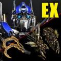 ミュージアムマスターライン トランスフォーマー/リベンジ オプティマスプライム EX ボーナス版