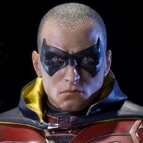 ミュージアムマスターライン バットマン:アーカム・ナイト ロビン