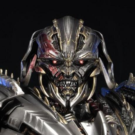 ミュージアムマスターライン トランスフォーマー/最後の騎士王 メガトロン