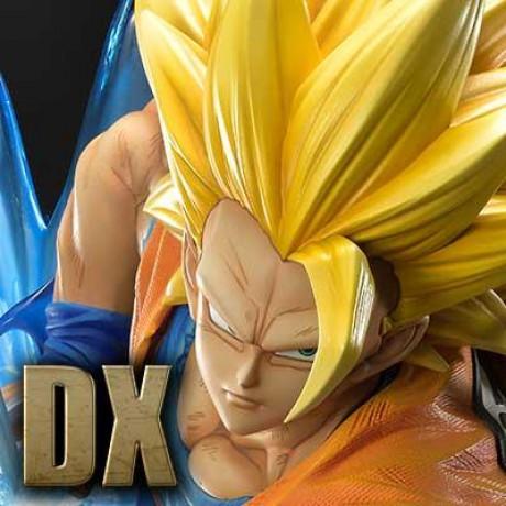 メガプレミアムマスターライン ドラゴンボールZ 孫悟空(超サイヤ人) DX版