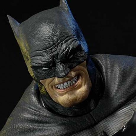 プレミアムバスト バットマン:アーカム・シティ ダークナイト・リターンズ バットマン