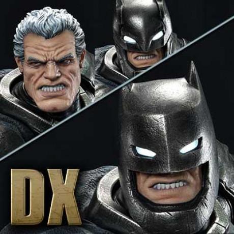 アルティメットジオラママスターライン バットマン:ダークナイト ・リターンズ バットマンVSスーパーマン DXボーナス版