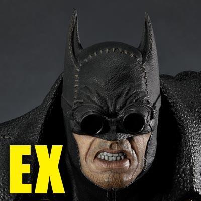 コンセプトマスターライン バットマン:アーカム・ビギンズ ゴッサム バイ ガスライト バットマン ブラック Ver. EX版
