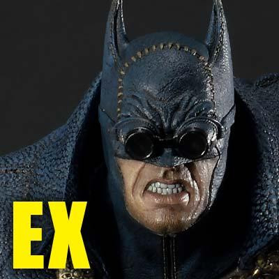 コンセプトマスターライン バットマン:アーカム・ビギンズ ゴッサム バイ ガスライト バットマン ブルー Ver. EX版