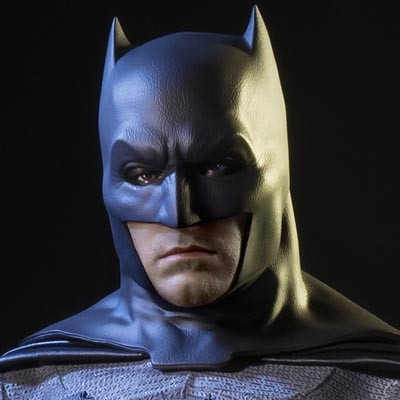 HDミュージアムマスターライン バットマンVSスーパーマン ジャスティスの誕生 バットマン