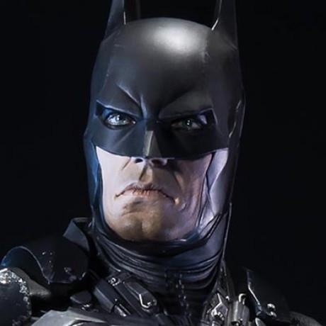 ミュージアムマスターライン バットマン:アーカム・ナイト バットマン
