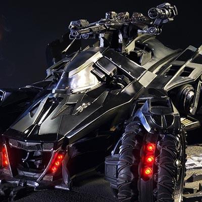 ミュージアムマスターライン バットマン:アーカム・ナイト バットモービル