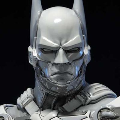ミュージアムマスターライン バットマン:アーカム・ナイト バットマンビヨンド ホワイトバージョン