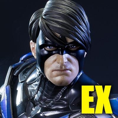 ミュージアムマスターライン バットマン:アーカム・ナイト ナイトウィング EX版