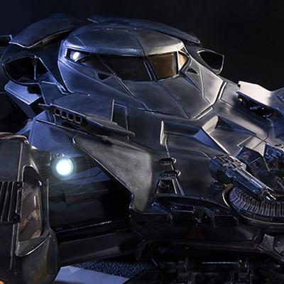 ミュージアムマスターライン バットマンVSスーパーマン ジャスティスの誕生 バットモービル