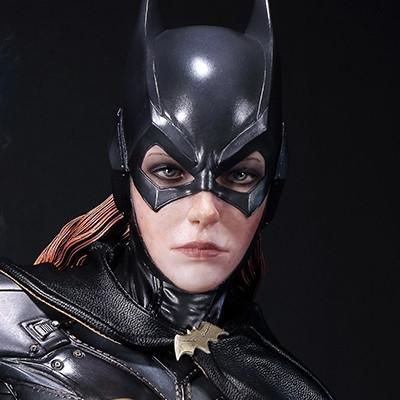 ミュージアムマスターライン バットマン:アーカム・ナイト バットガール