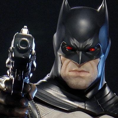 ミュージアムマスターライン バットマン:アーカム・ナイト フラッシュポイント バットマン