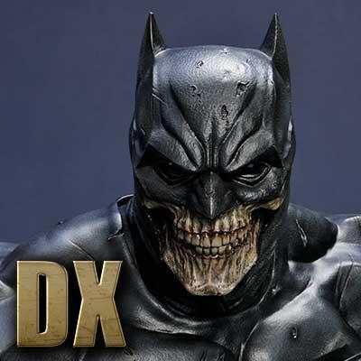 ミュージアムマスターライン バットマン(コミック) バットマン:ダムド(コンセプトbyリー・ベルメホ) DX版