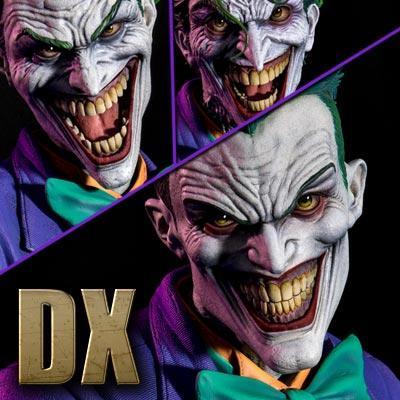 ミュージアムマスターライン バットマン(コミック) ジョーカー DX ボーナス版