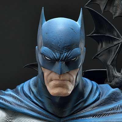 """ミュージアムマスターライン バットマン:ハッシュ バットマン """"バットケイブ""""Ver"""