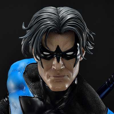 ミュージアムマスターライン バットマン:ハッシュ ナイトウイング