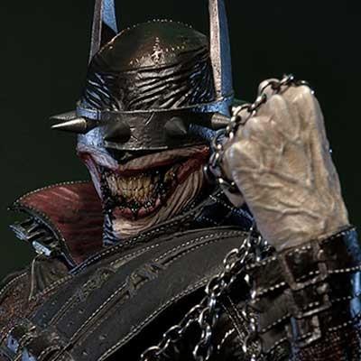 ミュージアムマスターライン ダークナイツ:メタル バットマン フー・ラフス