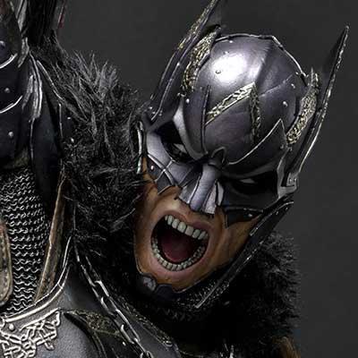 ミュージアムマスターライン ダークナイツ:メタル バットマン vs ジョーカードラゴン