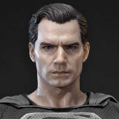 ミュージアムマスターライン ジャスティス・リーグ スーパーマン Zack Snyder's Justice League