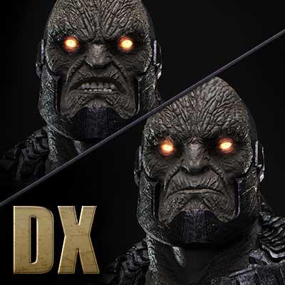 ミュージアムマスターライン ジャスティス・リーグ ダークサイド Zack Snyder's Justice League DX ボーナス版