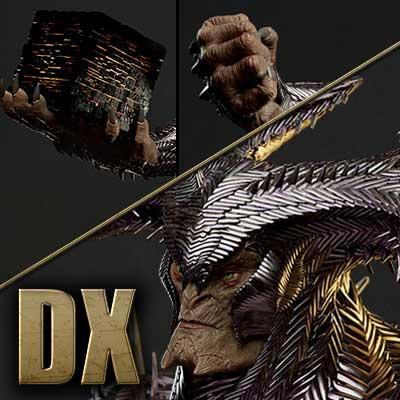 ミュージアムマスターライン ジャスティス・リーグ ステッペンウルフ Zack Snyder's Justice League DX ボーナス版