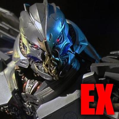 ミュージアムマスターライン トランスフォーマー スタースクリーム EX版