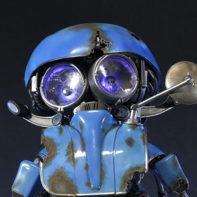 ミュージアムマスターライン トランスフォーマー/最後の騎士王 オートボット スクィークス