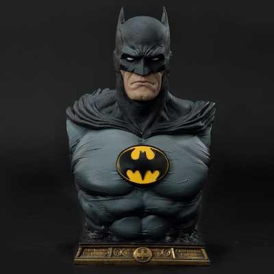 """プレミアムバスト バットマン(コミック) バットマン """"Detective Comics #1000"""""""
