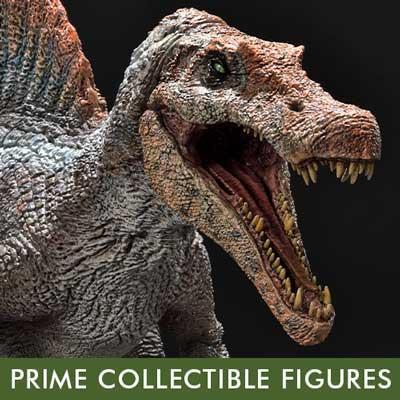 プライムコレクタブルフィギュア ジュラシック・パーク3 スピノサウルス