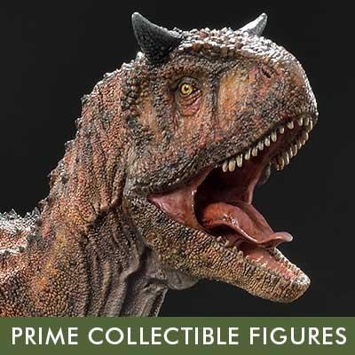 プライムコレクタブルフィギュア ジュラシック・ワールド:炎の王国 カルノタウルス