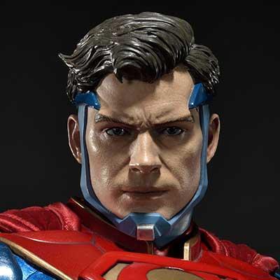 プレミアムマスターライン インジャスティス2 スーパーマン