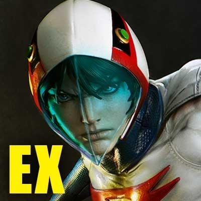 プレミアムマスターライン 科学忍者隊 ガッチャマン G-1号 大鷲の健 EX版