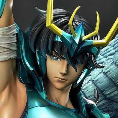 プレミアムマスターライン 聖闘士星矢 ドラゴン紫龍(最終青銅聖衣)