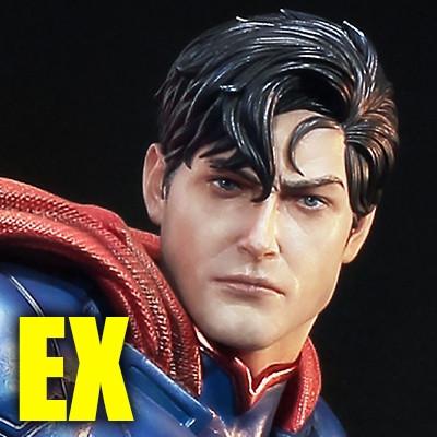 プレミアムマスターライン ジャスティス・リーグ:誕生 (The New 52!) スーパーマン EX版