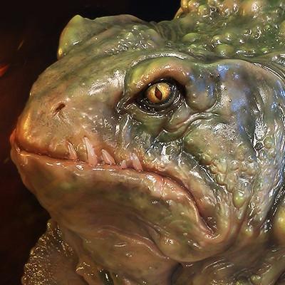 プレミアムマスターライン ウィッチャー3 ワイルドハント カエルの王子様