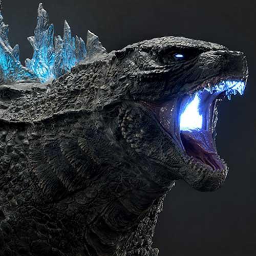 Ultimate Diorama Masterline Godzilla vs Kong Godzilla Final Battle