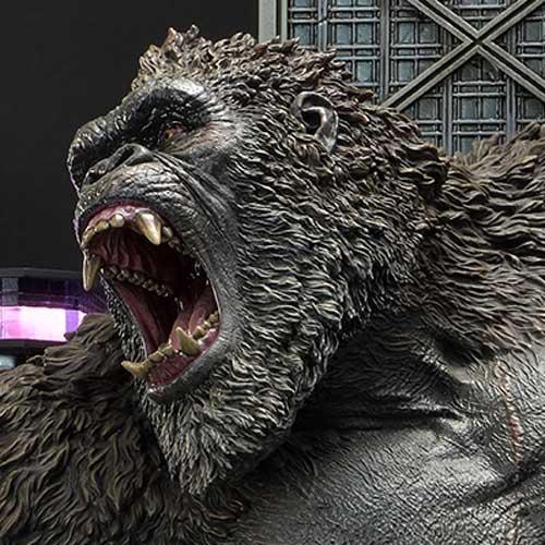 Ultimate Diorama Masterline Godzilla vs Kong Kong Final Battle