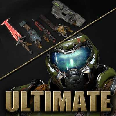 アルティメットミュージアムマスターライン Doom Eternal ドゥームスレイヤー アルティメット版