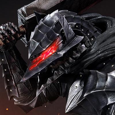 アルティメットプレミアムマスターライン ベルセルク ガッツ(狂戦士の甲冑)